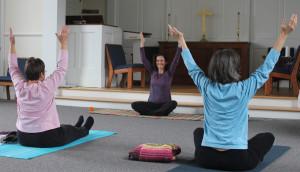 Meditative Yoga @ Auditorium